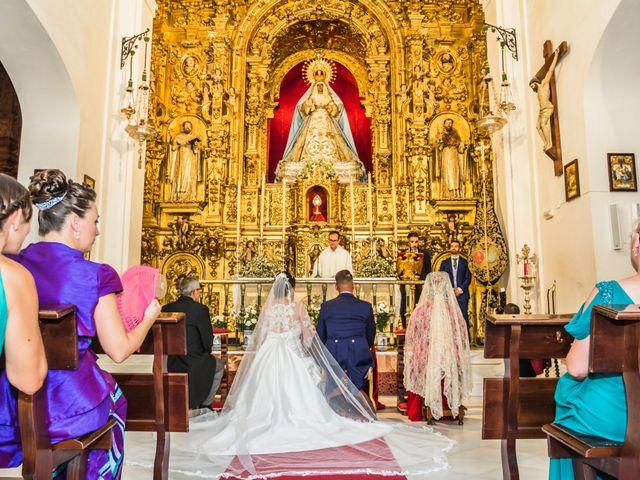 La boda de Pedro y Rocío en Sevilla, Sevilla 58