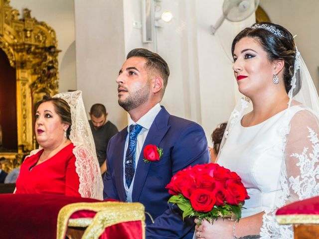 La boda de Pedro y Rocío en Sevilla, Sevilla 59