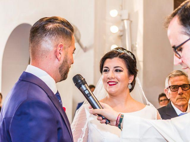 La boda de Pedro y Rocío en Sevilla, Sevilla 62