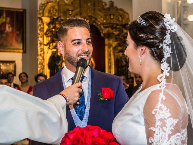 La boda de Pedro y Rocío en Sevilla, Sevilla 64