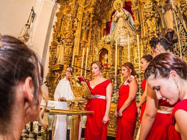 La boda de Pedro y Rocío en Sevilla, Sevilla 72