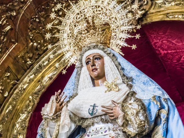 La boda de Pedro y Rocío en Sevilla, Sevilla 74