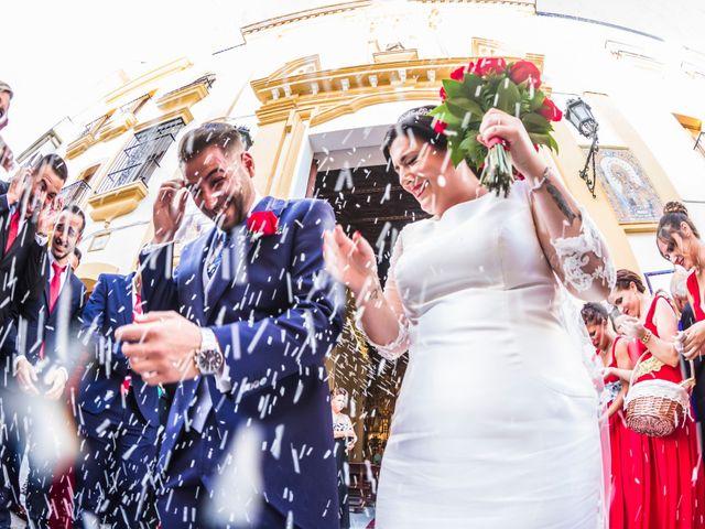 La boda de Pedro y Rocío en Sevilla, Sevilla 77