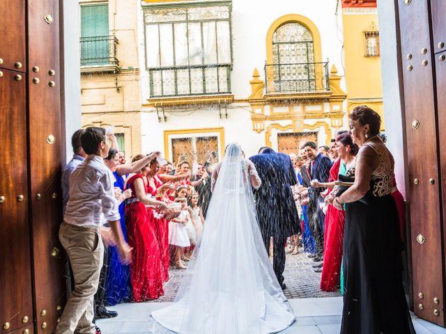 La boda de Pedro y Rocío en Sevilla, Sevilla 78