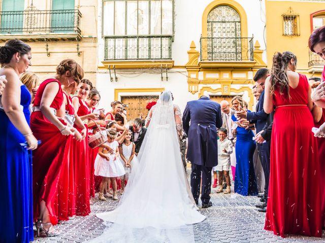 La boda de Pedro y Rocío en Sevilla, Sevilla 79