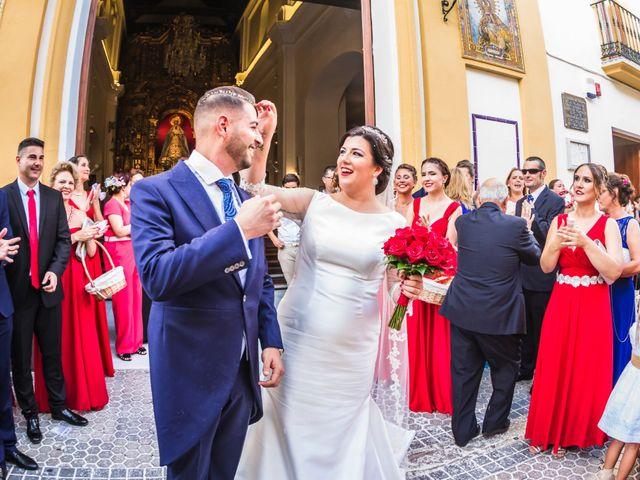 La boda de Pedro y Rocío en Sevilla, Sevilla 80