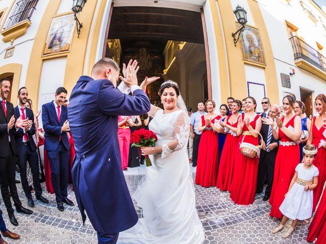 La boda de Pedro y Rocío en Sevilla, Sevilla 81