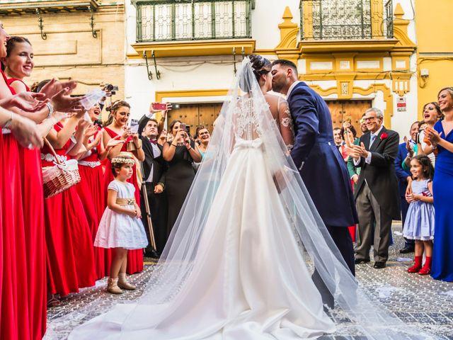 La boda de Pedro y Rocío en Sevilla, Sevilla 83