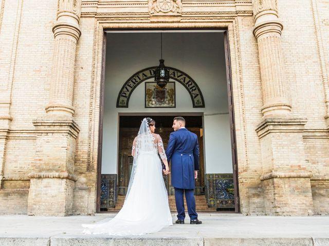 La boda de Pedro y Rocío en Sevilla, Sevilla 84