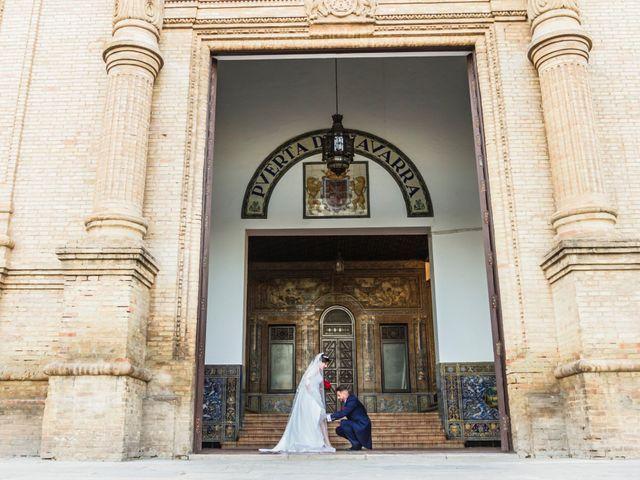 La boda de Pedro y Rocío en Sevilla, Sevilla 85