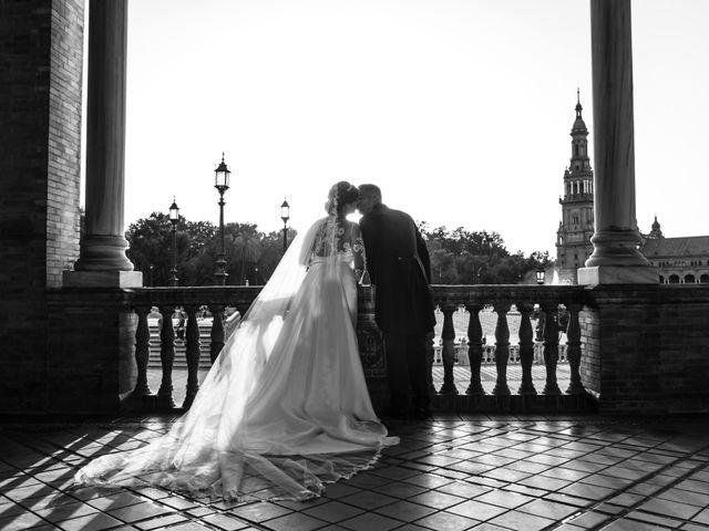 La boda de Pedro y Rocío en Sevilla, Sevilla 88