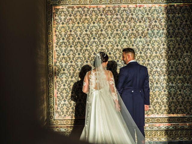 La boda de Pedro y Rocío en Sevilla, Sevilla 89