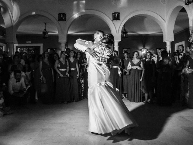 La boda de Pedro y Rocío en Sevilla, Sevilla 106