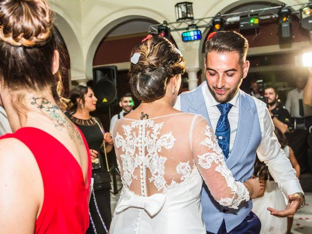 La boda de Pedro y Rocío en Sevilla, Sevilla 107