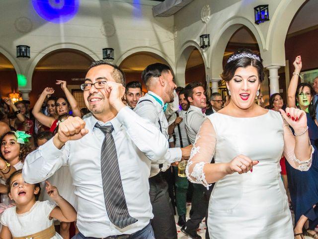 La boda de Pedro y Rocío en Sevilla, Sevilla 109