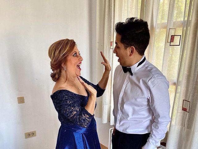 La boda de Danielle y Alejandro en Alacant/alicante, Alicante 6