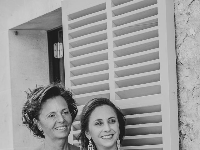 La boda de David y Lydia en Binissalem, Islas Baleares 7