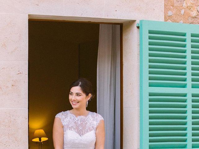 La boda de David y Lydia en Binissalem, Islas Baleares 14