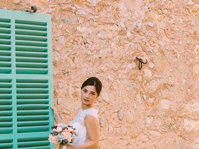 La boda de David y Lydia en Binissalem, Islas Baleares 15