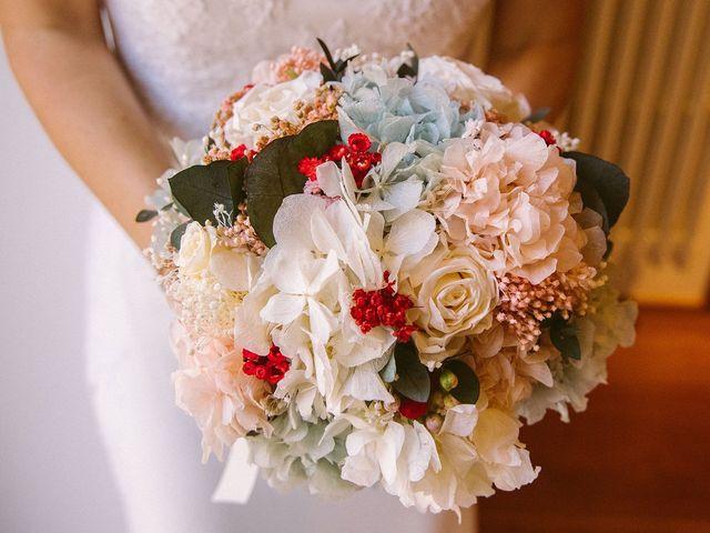 La boda de David y Lydia en Binissalem, Islas Baleares 32