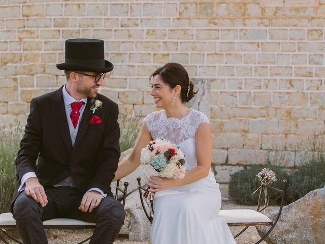 La boda de David y Lydia en Binissalem, Islas Baleares 36