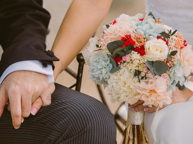La boda de David y Lydia en Binissalem, Islas Baleares 37