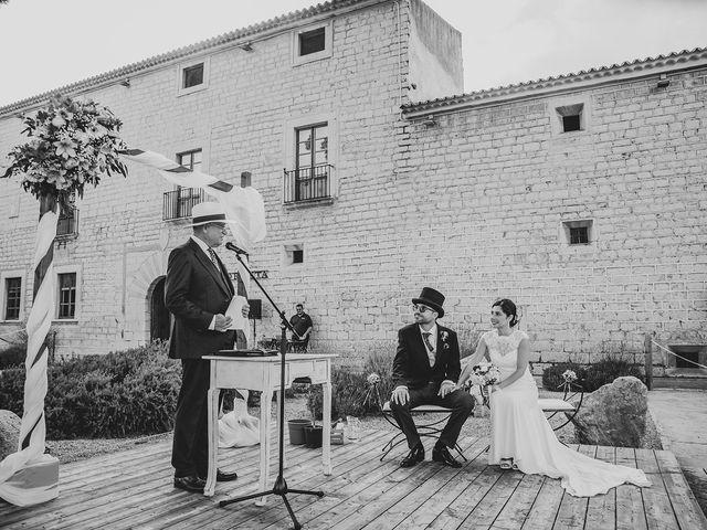 La boda de David y Lydia en Binissalem, Islas Baleares 44