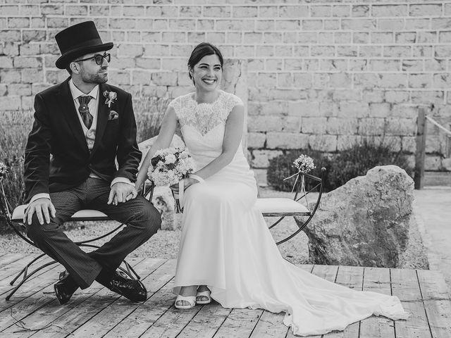 La boda de David y Lydia en Binissalem, Islas Baleares 45