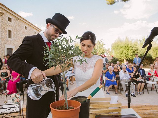 La boda de David y Lydia en Binissalem, Islas Baleares 46