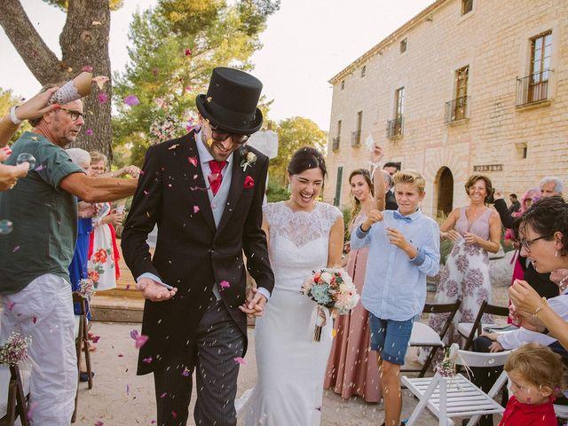 La boda de David y Lydia en Binissalem, Islas Baleares 47