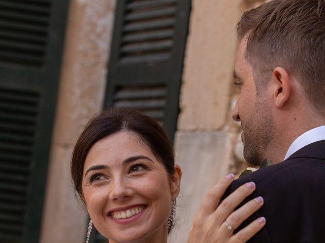 La boda de David y Lydia en Binissalem, Islas Baleares 50