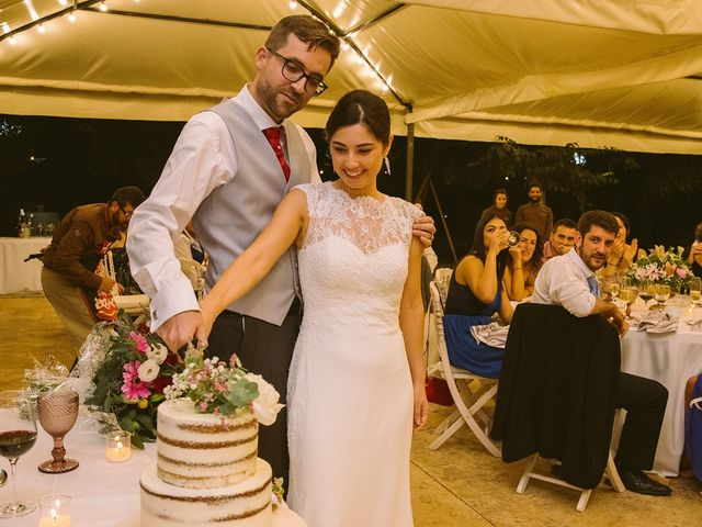 La boda de David y Lydia en Binissalem, Islas Baleares 60