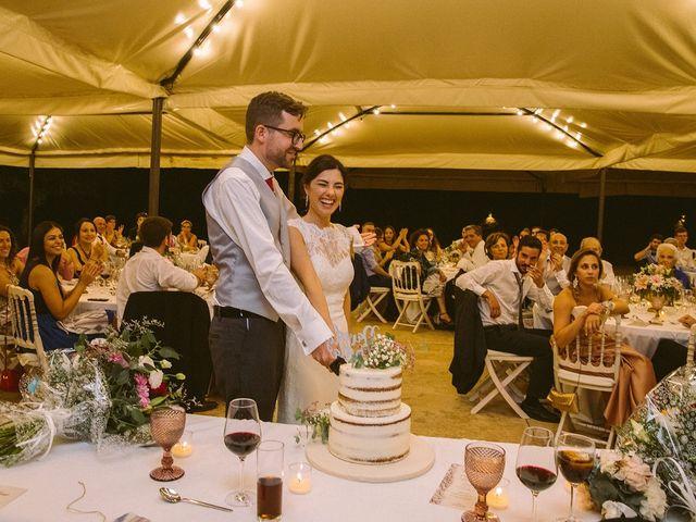 La boda de David y Lydia en Binissalem, Islas Baleares 61