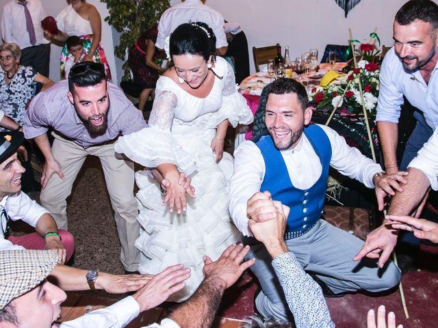 La boda de Rodrigo y Vero en Cinctorres, Castellón 97