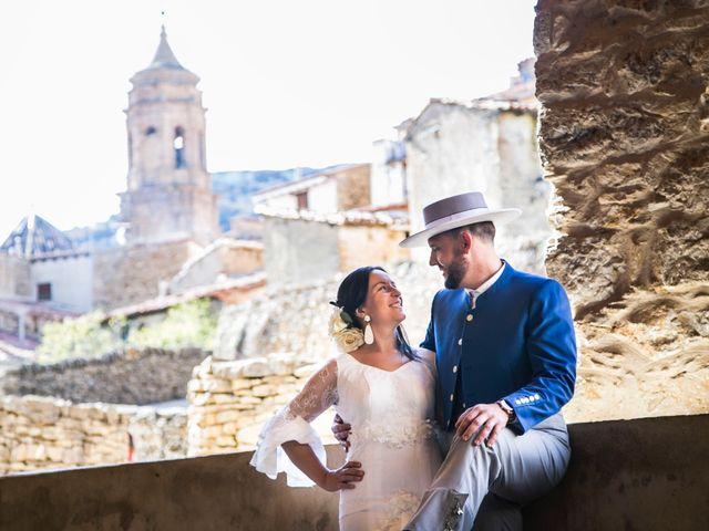 La boda de Rodrigo y Vero en Cinctorres, Castellón 106