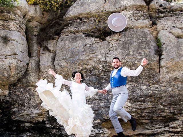 La boda de Rodrigo y Vero en Cinctorres, Castellón 113