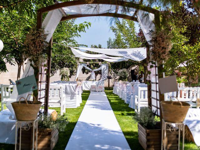 La boda de Dani y Tania en Picon, Ciudad Real 16