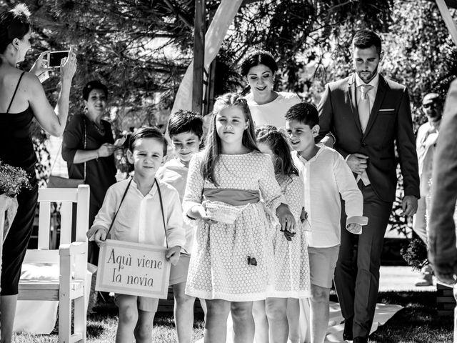 La boda de Dani y Tania en Picon, Ciudad Real 17