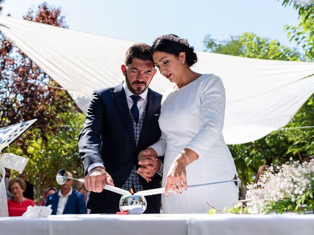 La boda de Dani y Tania en Picon, Ciudad Real 1