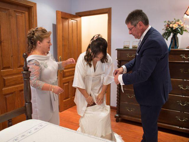 La boda de Xose y Jessica en Laracha (Laracha), A Coruña 26
