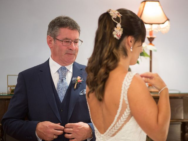 La boda de Xose y Jessica en Laracha (Laracha), A Coruña 33
