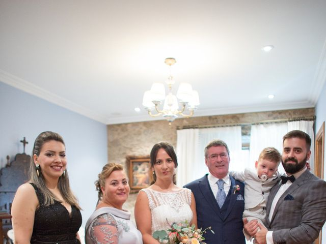 La boda de Xose y Jessica en Laracha (Laracha), A Coruña 35