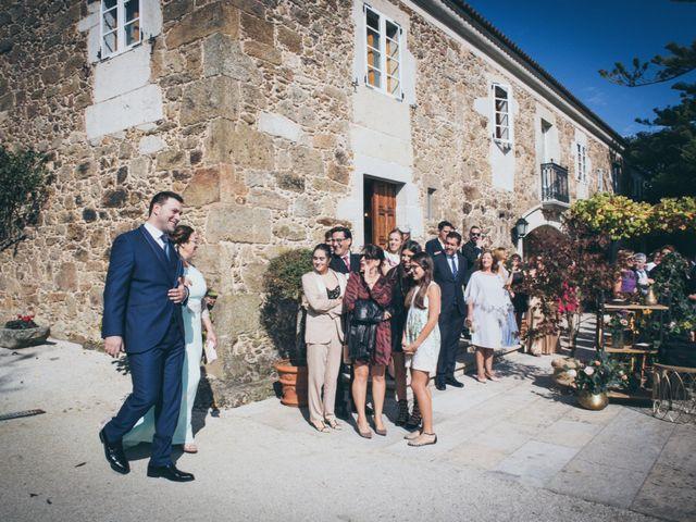 La boda de Xose y Jessica en Laracha (Laracha), A Coruña 41