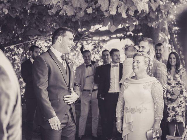 La boda de Xose y Jessica en Laracha (Laracha), A Coruña 42