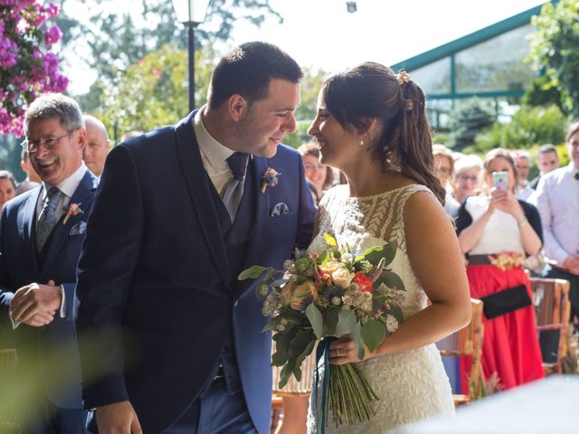 La boda de Xose y Jessica en Laracha (Laracha), A Coruña 46