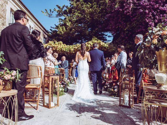 La boda de Xose y Jessica en Laracha (Laracha), A Coruña 48