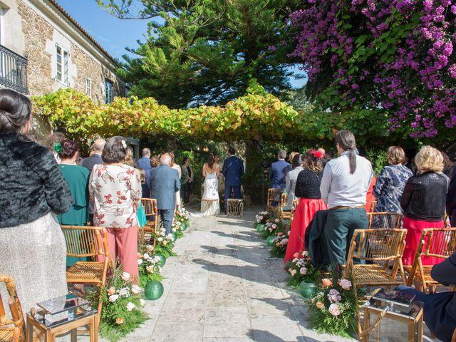 La boda de Xose y Jessica en Laracha (Laracha), A Coruña 51