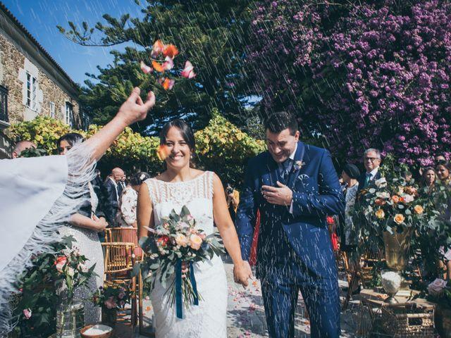La boda de Jessica y Xose