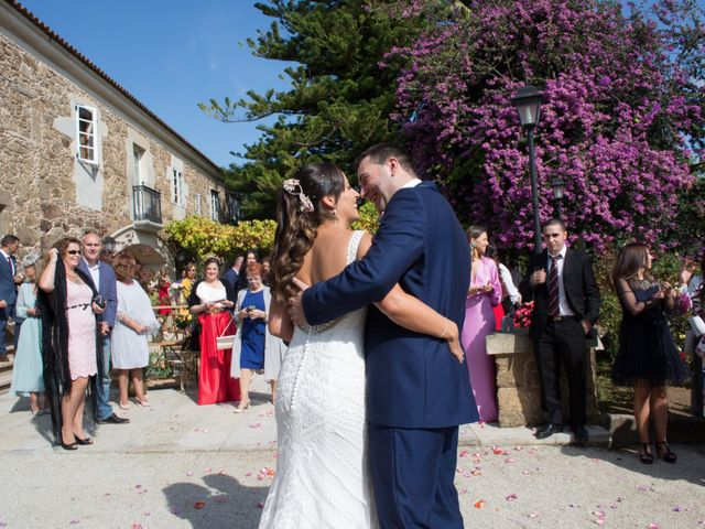 La boda de Xose y Jessica en Laracha (Laracha), A Coruña 89