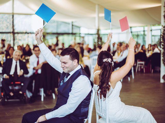 La boda de Xose y Jessica en Laracha (Laracha), A Coruña 161